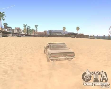ENBSeries By Krivaseef pour GTA San Andreas quatrième écran