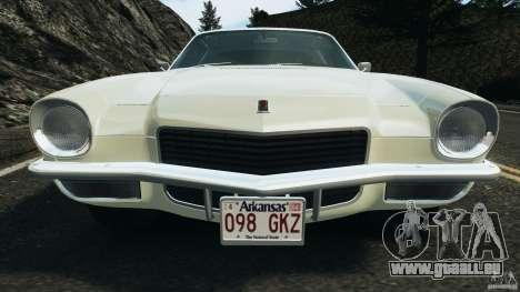 Chevrolet Camaro 1970 v1.0 pour GTA 4