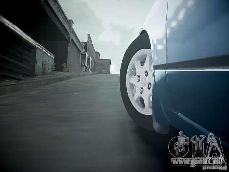 Nissan 240SX für GTA 4 Innenansicht