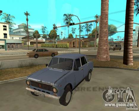 Kopeyka (corrigé) pour GTA San Andreas