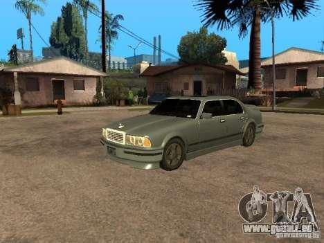 HD Mafia Sentinel pour GTA San Andreas