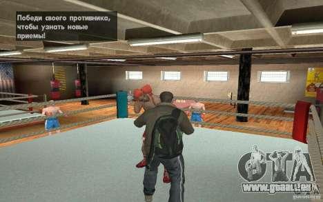 Das System kämpft von GTA IV V 3.0 für GTA San Andreas