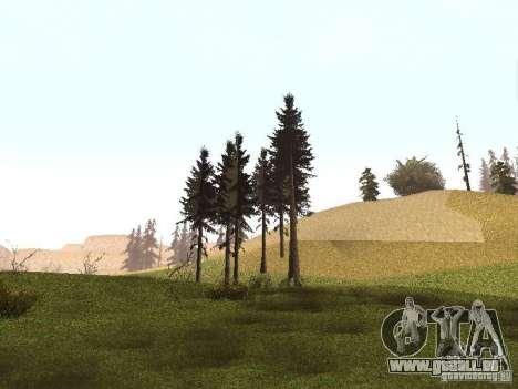 Wählen Sie jedem Wetter für GTA San Andreas achten Screenshot