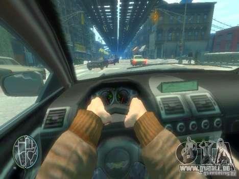 Type de voiture pour GTA 4 septième écran