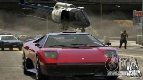 Écrans de chargement de GTA 5 pour GTA San Andreas cinquième écran