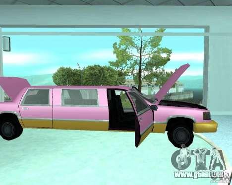 Nouvelles machines de couleurs pour GTA San Andreas deuxième écran