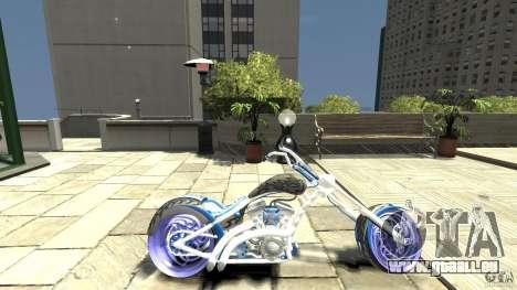 The Chopper pour GTA 4 est une gauche