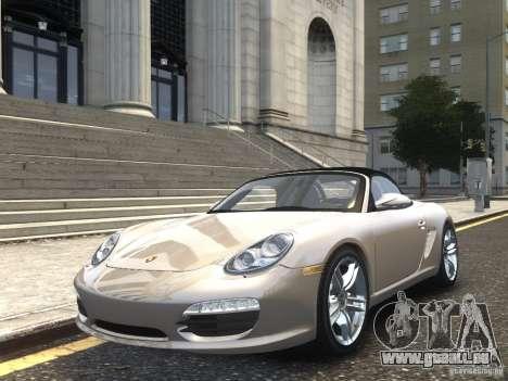 Porsche Boxster S 2010 EPM pour GTA 4