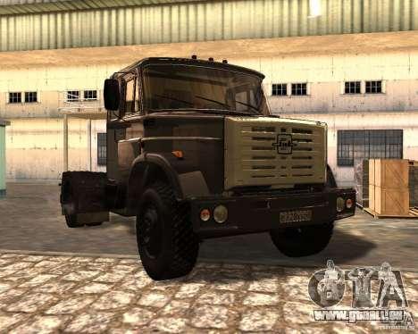 ZIL 5417 pour GTA San Andreas