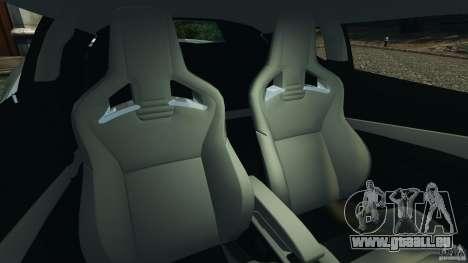Lotus Evora 2009 v1.0 für GTA 4 Innenansicht