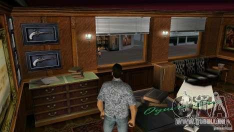 Möglichkeit zur Erschließung der Innenräume für GTA Vice City dritte Screenshot
