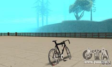 Bike Turmac Legnano für GTA San Andreas linke Ansicht