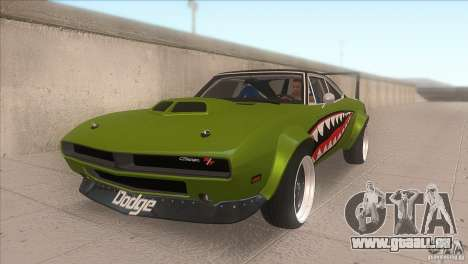 Dodge Charger RT SharkWide pour GTA San Andreas