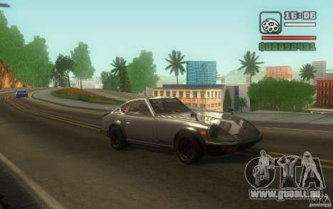 Datsun 240ZG pour GTA San Andreas