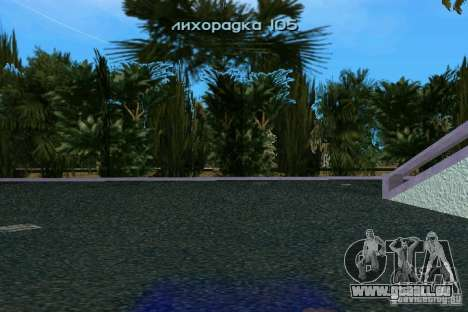 Mouse Wheel Radio Changer pour GTA Vice City
