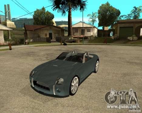 Ford Cobra Concept für GTA San Andreas