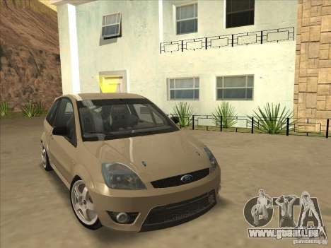Ford Fiesta ST pour GTA San Andreas