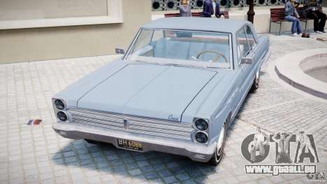 Ford Mercury Comet 1965 pour GTA 4