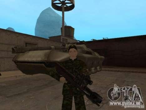 Soldats de l'armée russe pour GTA San Andreas cinquième écran