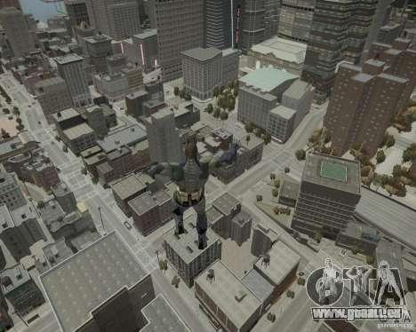 Batman: The Dark Knight für GTA 4 sechsten Screenshot