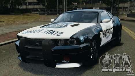 NFSOL State Police Car pour GTA 4