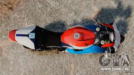 Honda CBR 600RR für GTA 4 rechte Ansicht