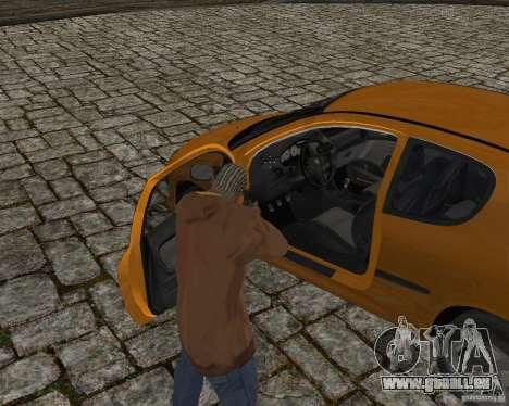 Peugeot 306 pour GTA San Andreas vue de côté