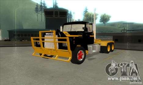 Mack R600 pour GTA San Andreas