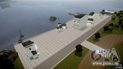 Maple Valley Raceway pour GTA 4 cinquième écran