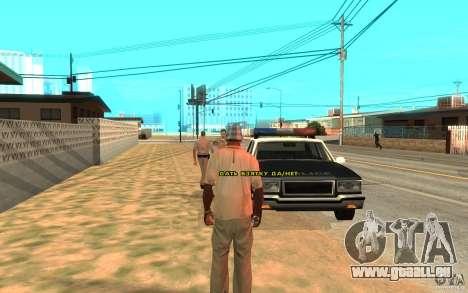 Die Bestechung für GTA San Andreas her Screenshot