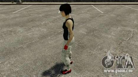 Foi pour GTA 4 quatrième écran