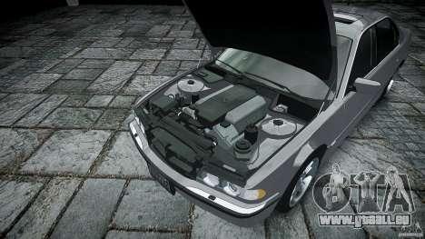 BMW 740i (E38) style 32 pour GTA 4 est un droit