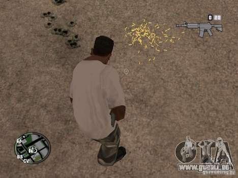 Ces manchons (manches) pour GTA San Andreas cinquième écran