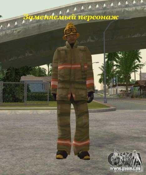 Felle von s.t.a.l.k.e.r. für GTA San Andreas sechsten Screenshot