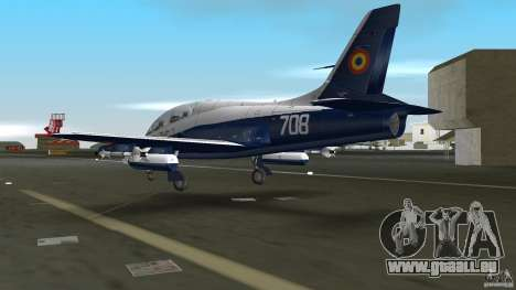 I.A.R. 99 Soim 708 für GTA Vice City rechten Ansicht