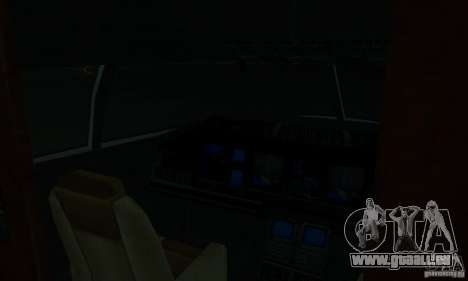 Blue Ghawar für GTA San Andreas Rückansicht