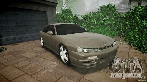 Nissan 200SX pour GTA 4 vue de dessus