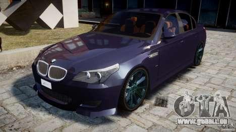 BMW M5 Lumma Tuning [BETA] pour GTA 4