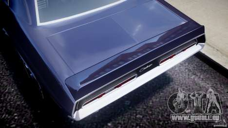 Dodge Challenger 1971 für GTA 4 Innenansicht