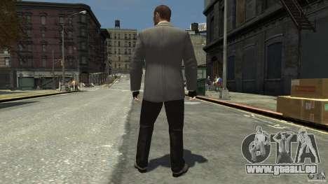 Gloves AlpineStar Dark für GTA 4 dritte Screenshot