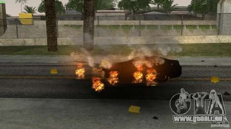 Overdose Effects v1.5 für GTA San Andreas her Screenshot