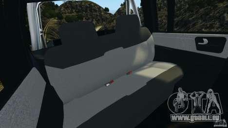 Chevrolet S-10 Colinas Cabine Dupla pour GTA 4 est un côté