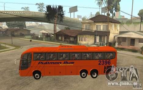 Marcopolo Paradiso 1200 Pullman Bus für GTA San Andreas linke Ansicht