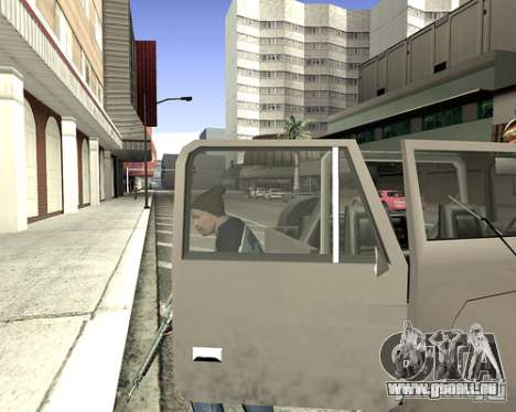 Capot du système pour GTA San Andreas neuvième écran