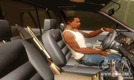 Ford Crown Victoria Minnesota Police pour GTA San Andreas vue de droite