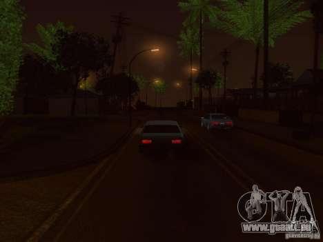 NFS GTA RACE V4.0 pour GTA San Andreas deuxième écran