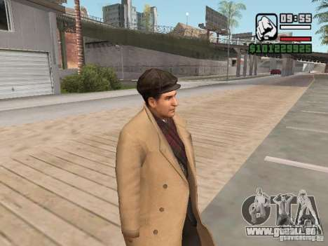 Joe Barbaro v1. 0 für GTA San Andreas