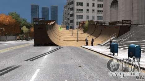 New Map Mod für GTA 4 fünften Screenshot