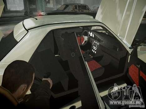 Mercedes 190E Evo2 für GTA 4 obere Ansicht