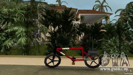 Mountainbike (Rover) für GTA Vice City linke Ansicht
